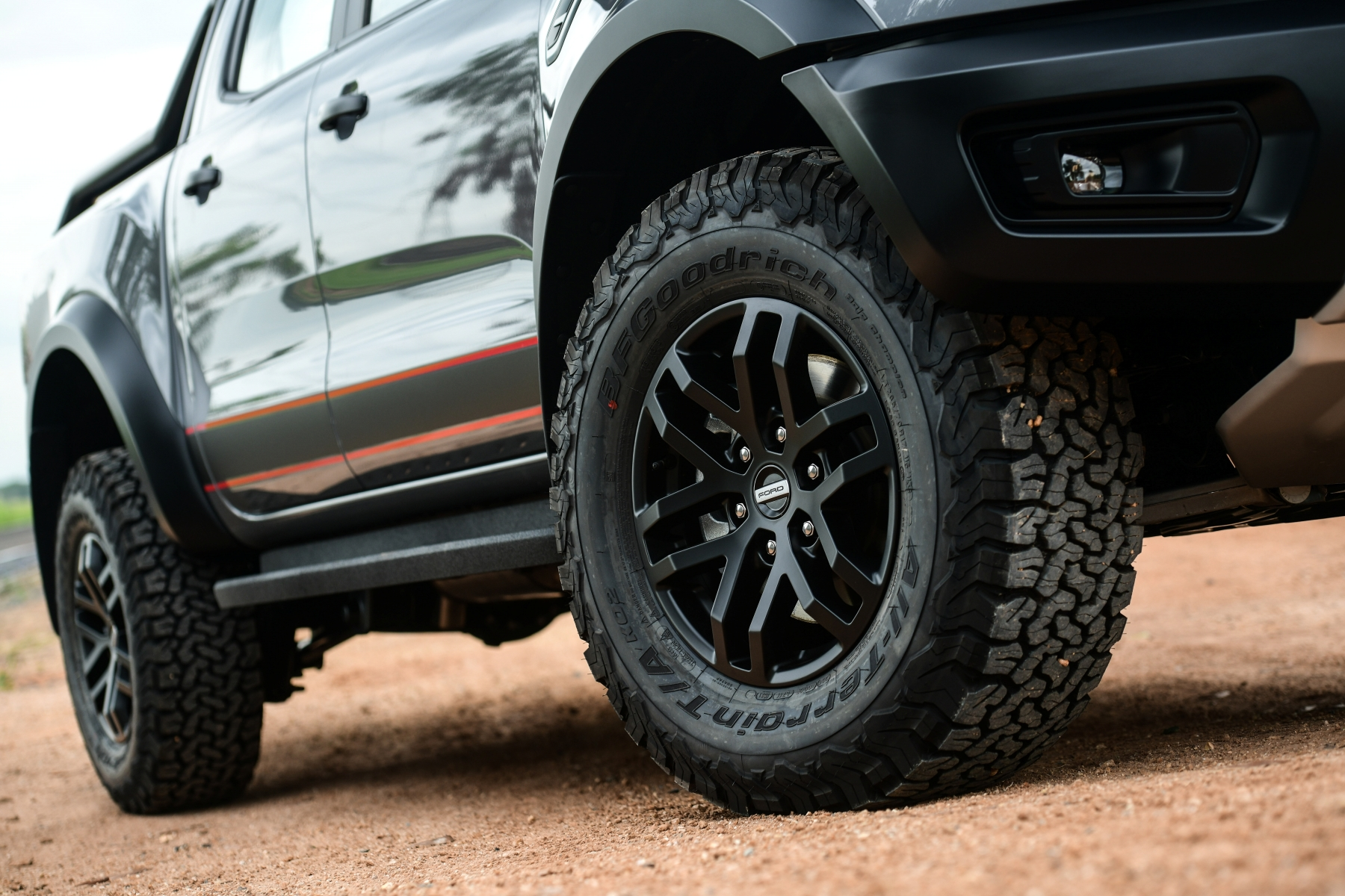 Ford Ranger Raptor X_exterior (8)
