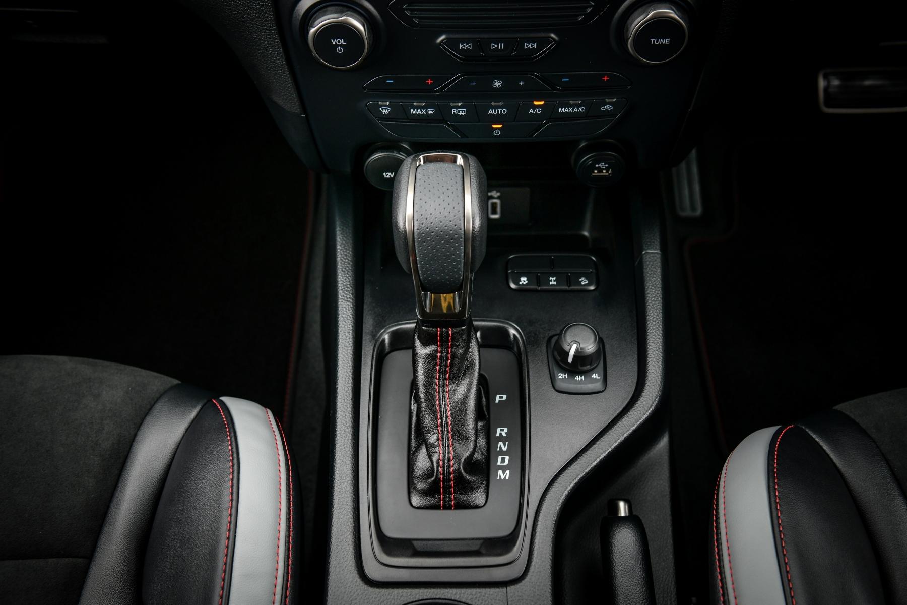 Ford Ranger Raptor X_interior (4)