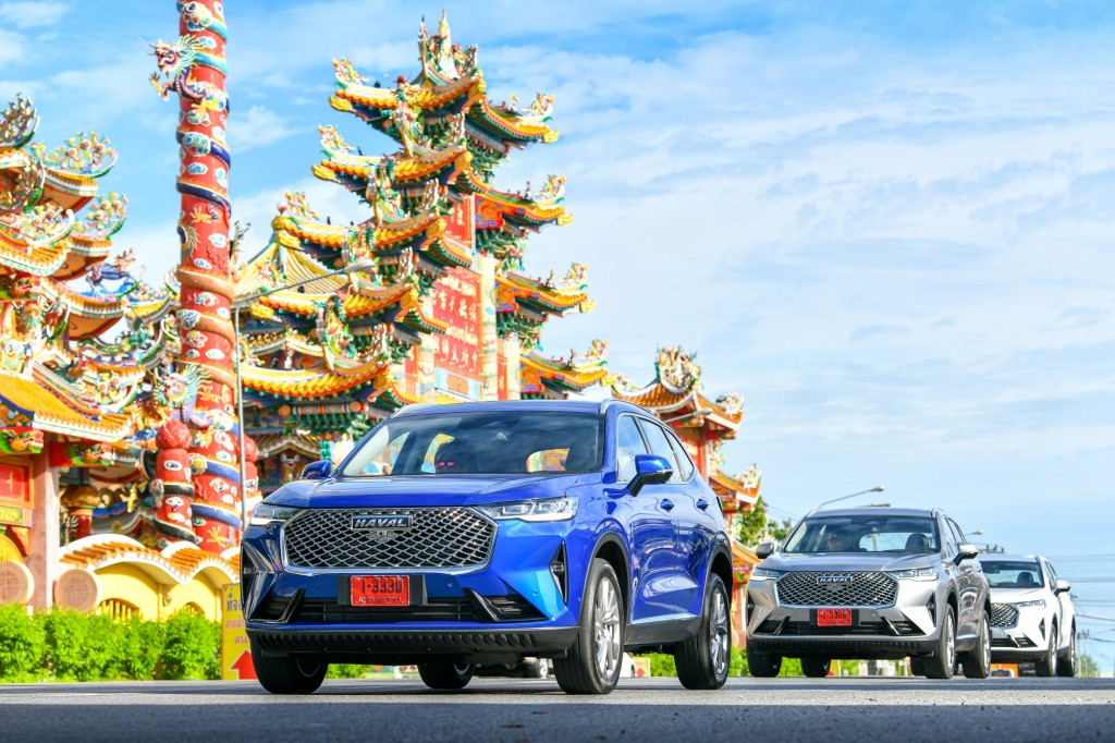 HAVAL H6 on location_0022