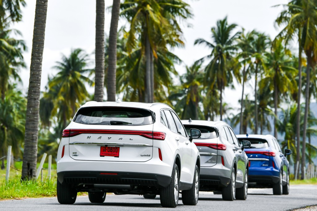 HAVAL H6 on location_0032