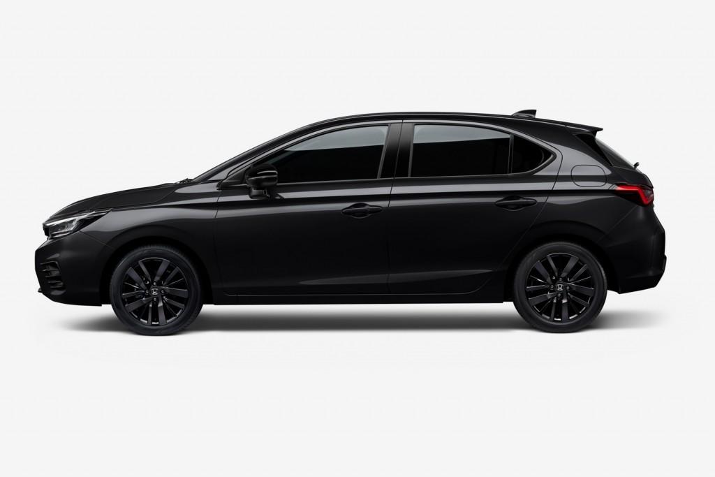 The City Hatchback eHEV_Crystal Black Pearl