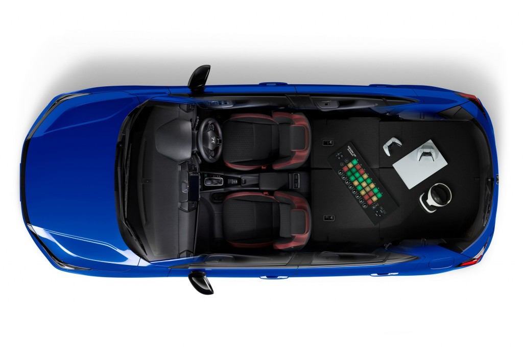 The City Hatchback eHEV_ULTR_Utility Mode