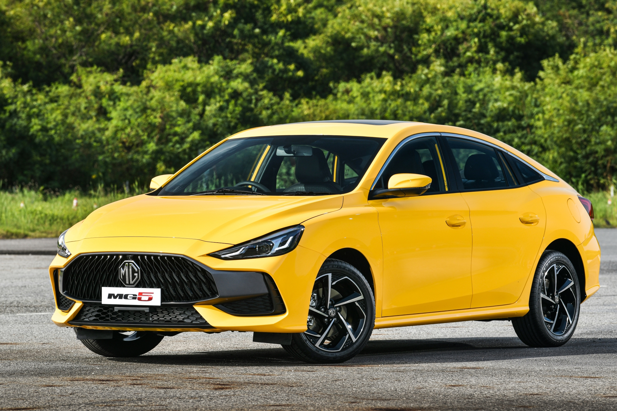 All New MG 5 AutoinfoOnline (4)