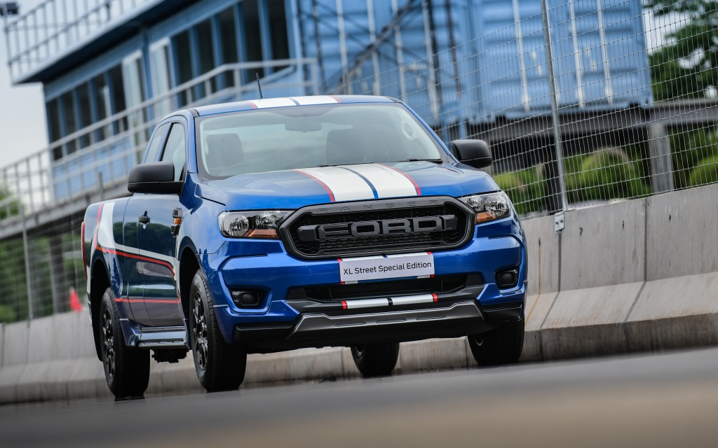 Ford Ranger XL Street Special Edition (10)