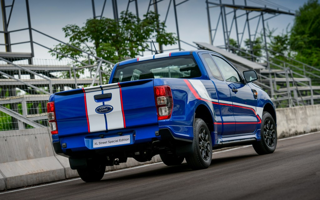 Ford Ranger XL Street Special Edition (9)