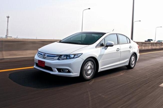Honda Civic eHEV Hybrid 2022 AutoinfoOnline (4)
