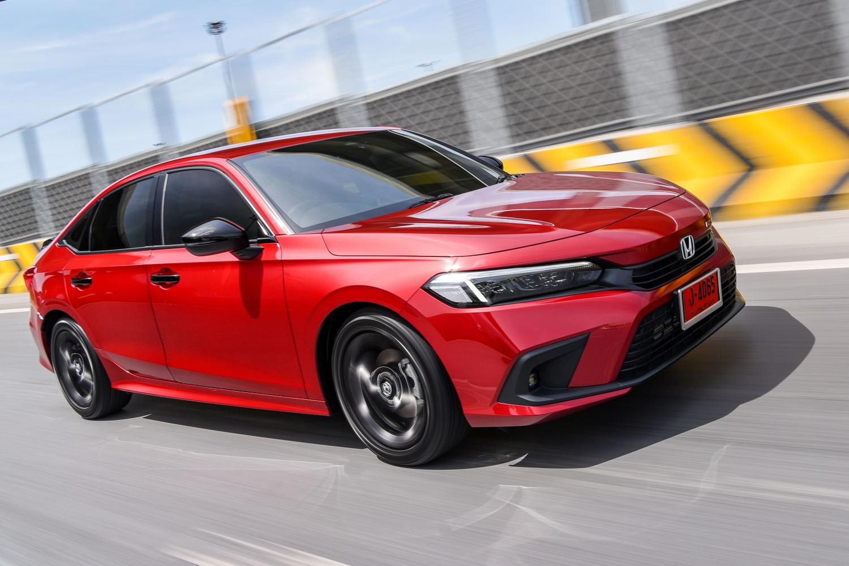 Test Drive Honda Civic 2021 2022 AutoInfoOnline (18)