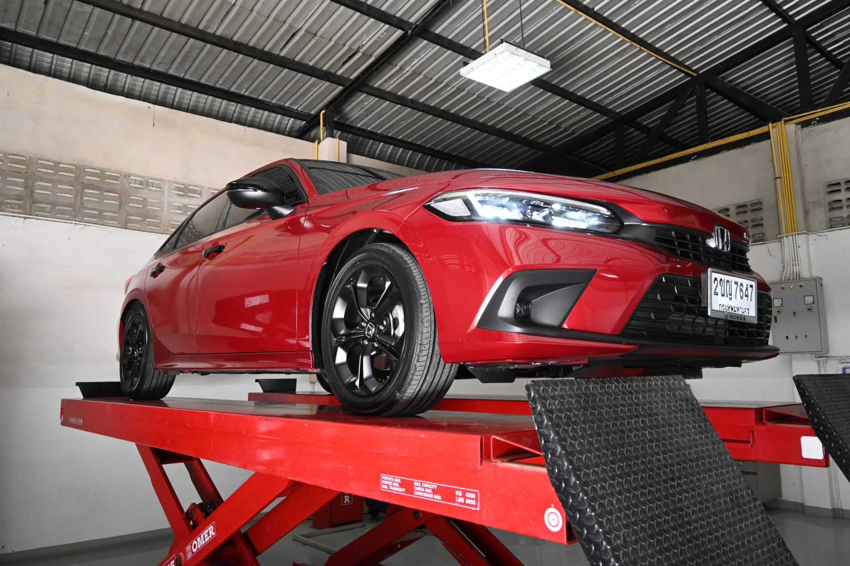 Test Drive Honda Civic 2021 2022 AutoInfoOnline (6)