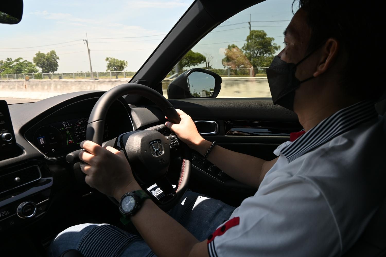 Test Drive Honda Civic 2021 2022 AutoInfoOnline (8)
