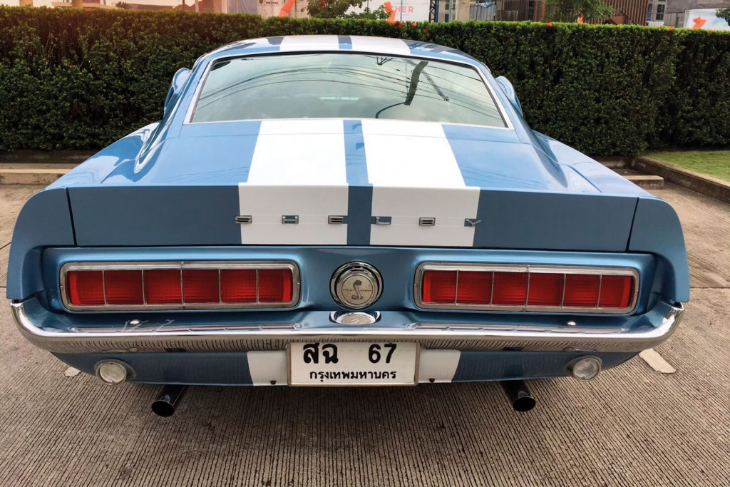 100.3 FORD MUSTANG1967