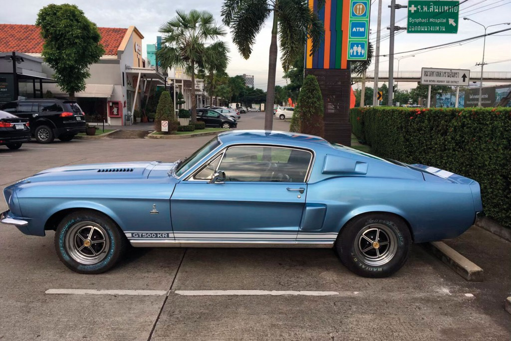 100.4 FORD MUSTANG1967