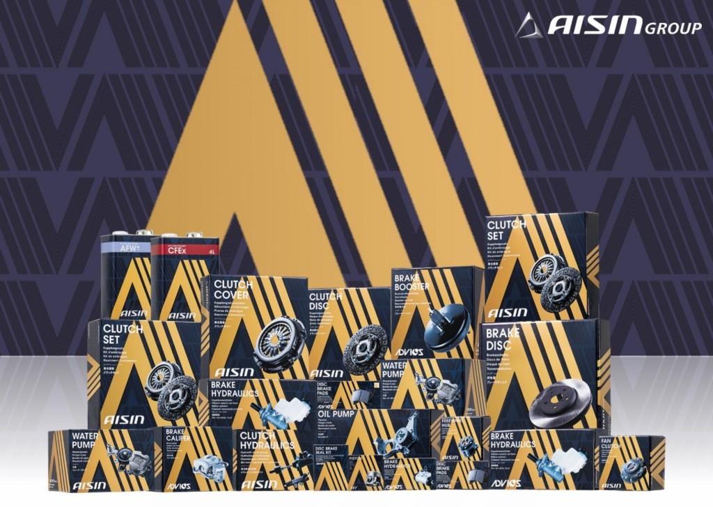AISIN 2