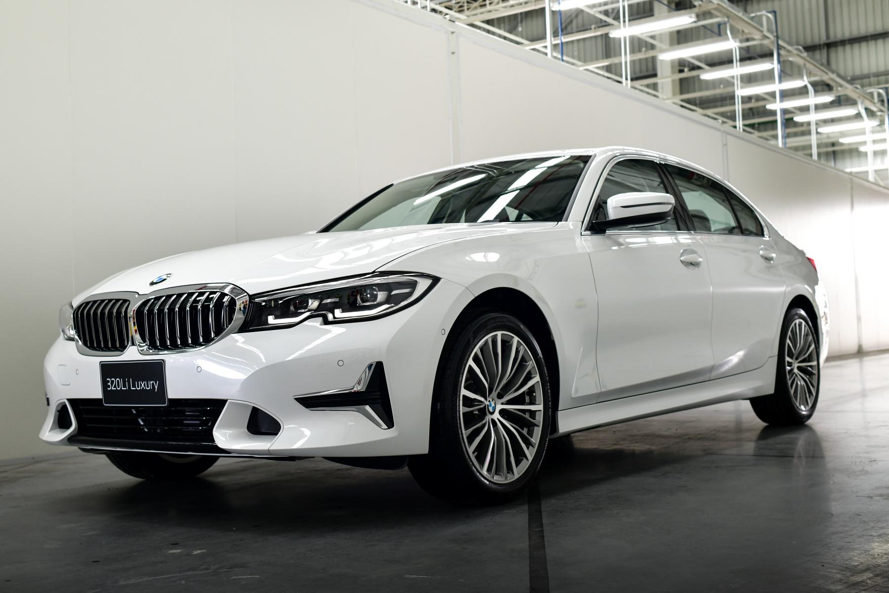 BMW 320Li Luxury AutoinfoOnline (2)