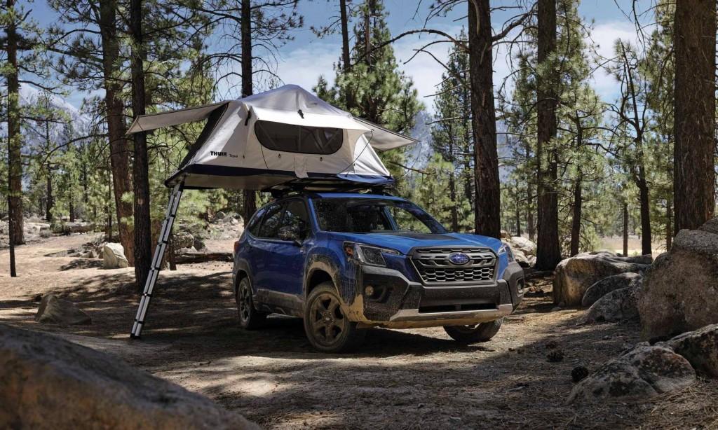 Subaru Forester Wilderness  (1)