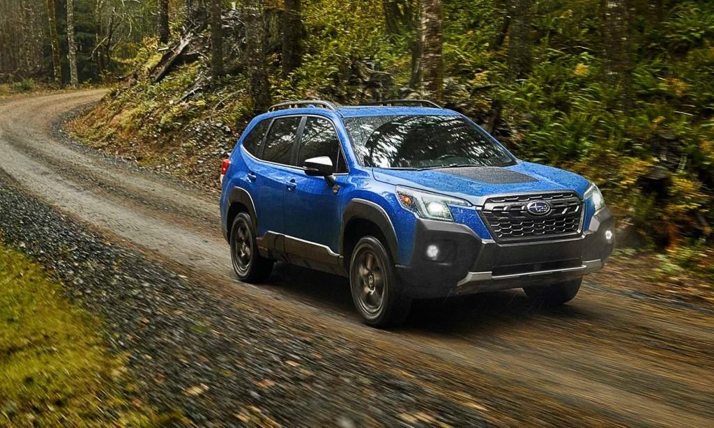 Subaru Forester Wilderness  (16)