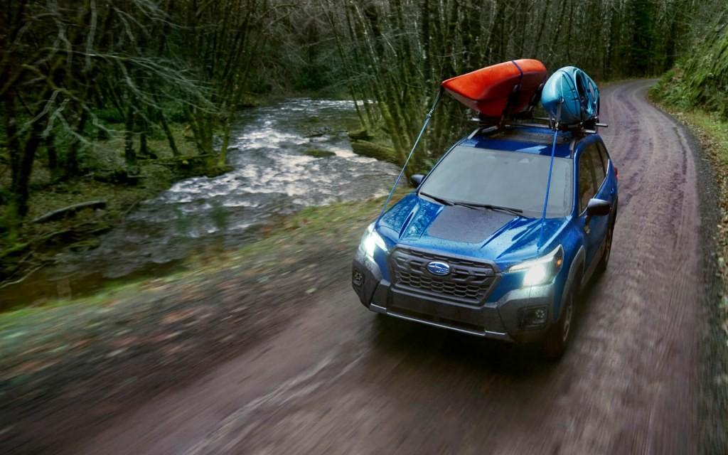 Subaru Forester Wilderness  (7)