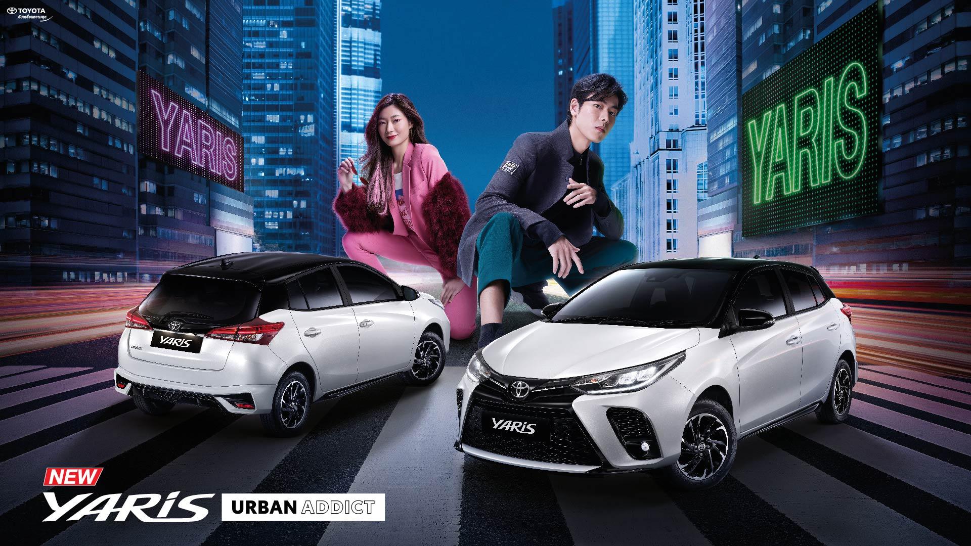 Toyota Yaris Ativ 2021 X-Urban Flash II Package AutoinfoOnline (12)