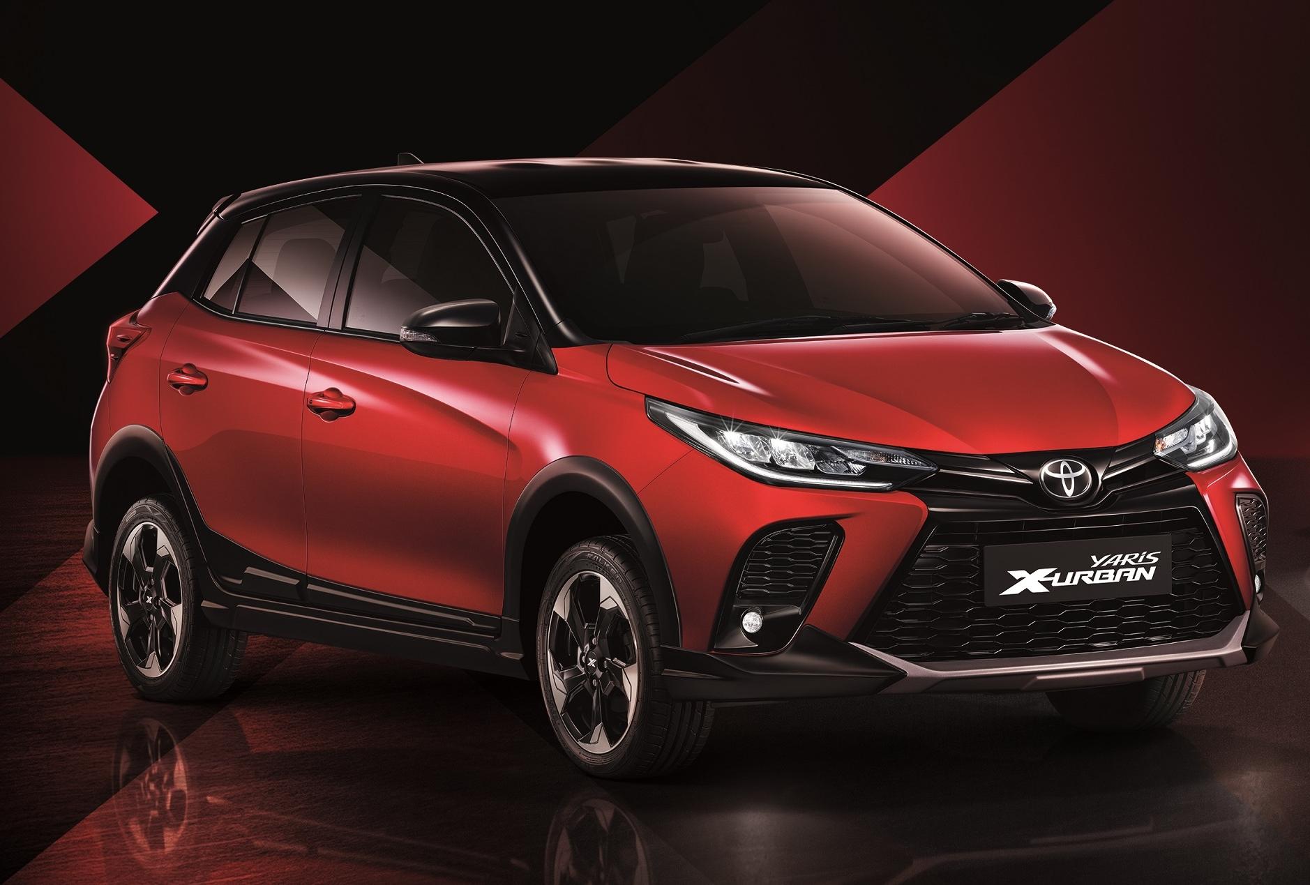 Toyota Yaris Ativ 2021 X-Urban Flash II Package AutoinfoOnline (26)