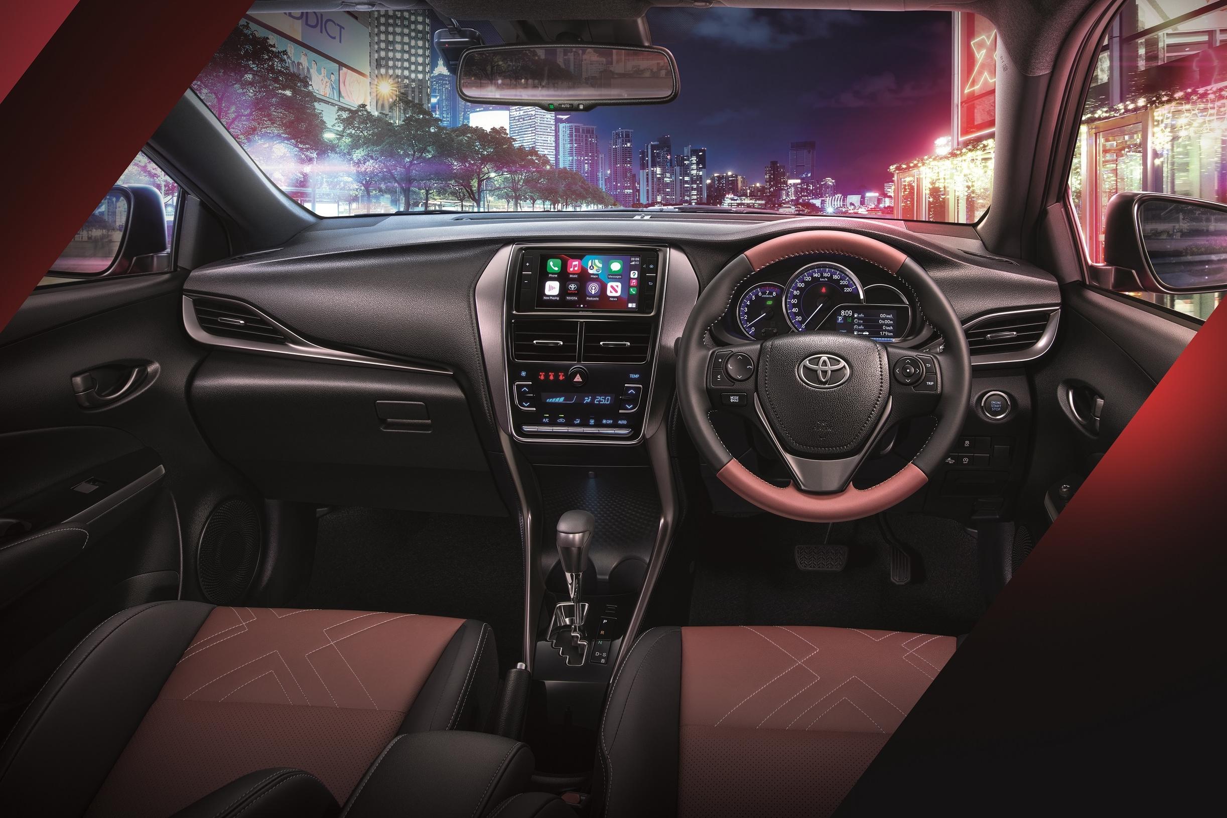 Toyota Yaris Ativ 2021 X-Urban Flash II Package AutoinfoOnline (27)