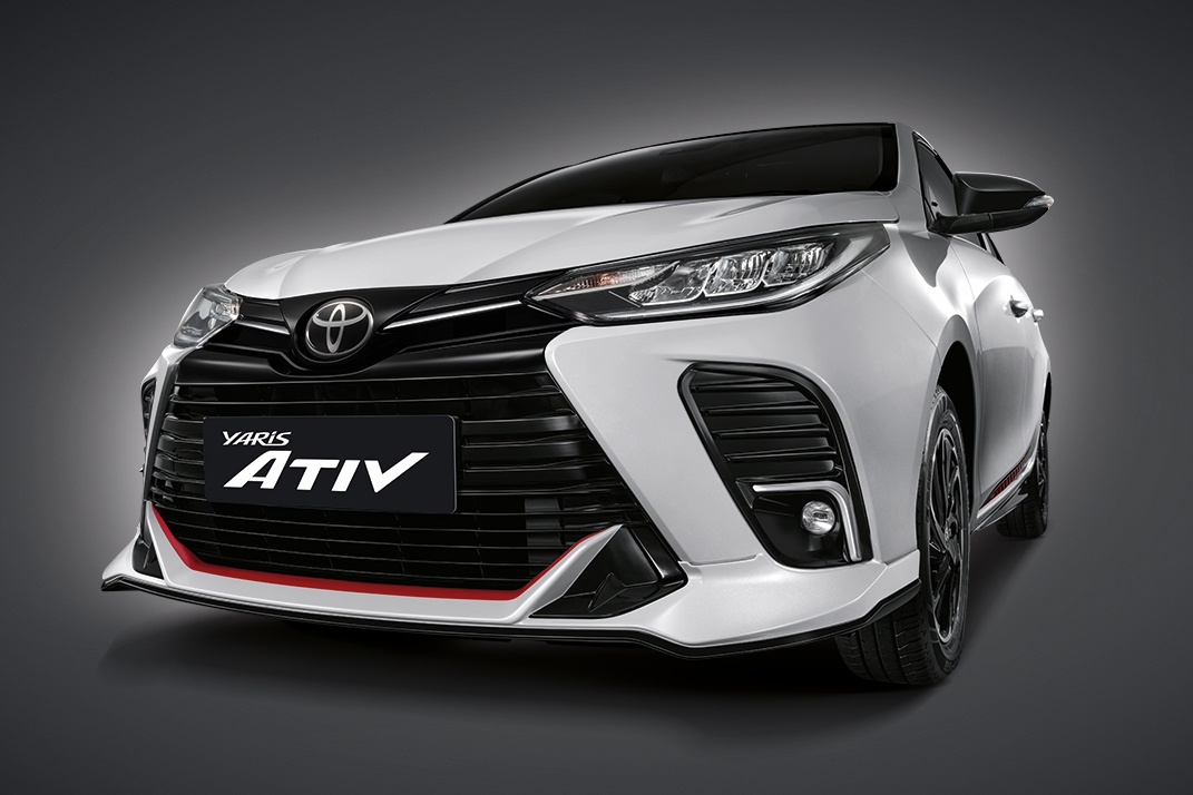 Toyota Yaris Ativ 2021 X-Urban Flash II Package AutoinfoOnline (7)