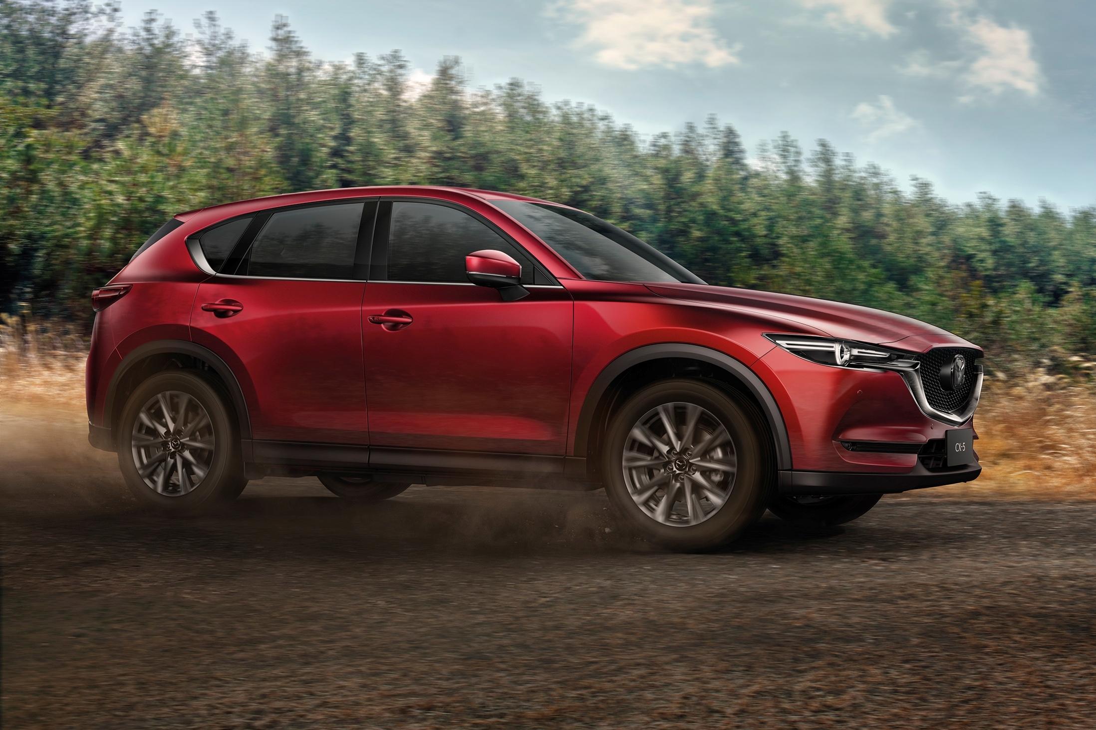 Mazda CX-5 2022 AutoinfoOnline (26)